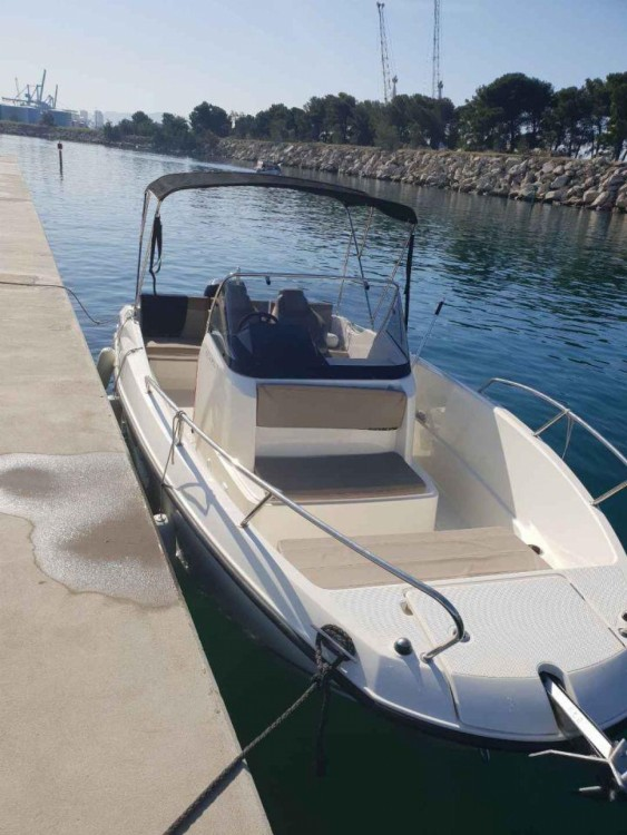 Location yacht à Marseille - Brunswick-Marine QUICKSILVER 605 OPEN sur SamBoat