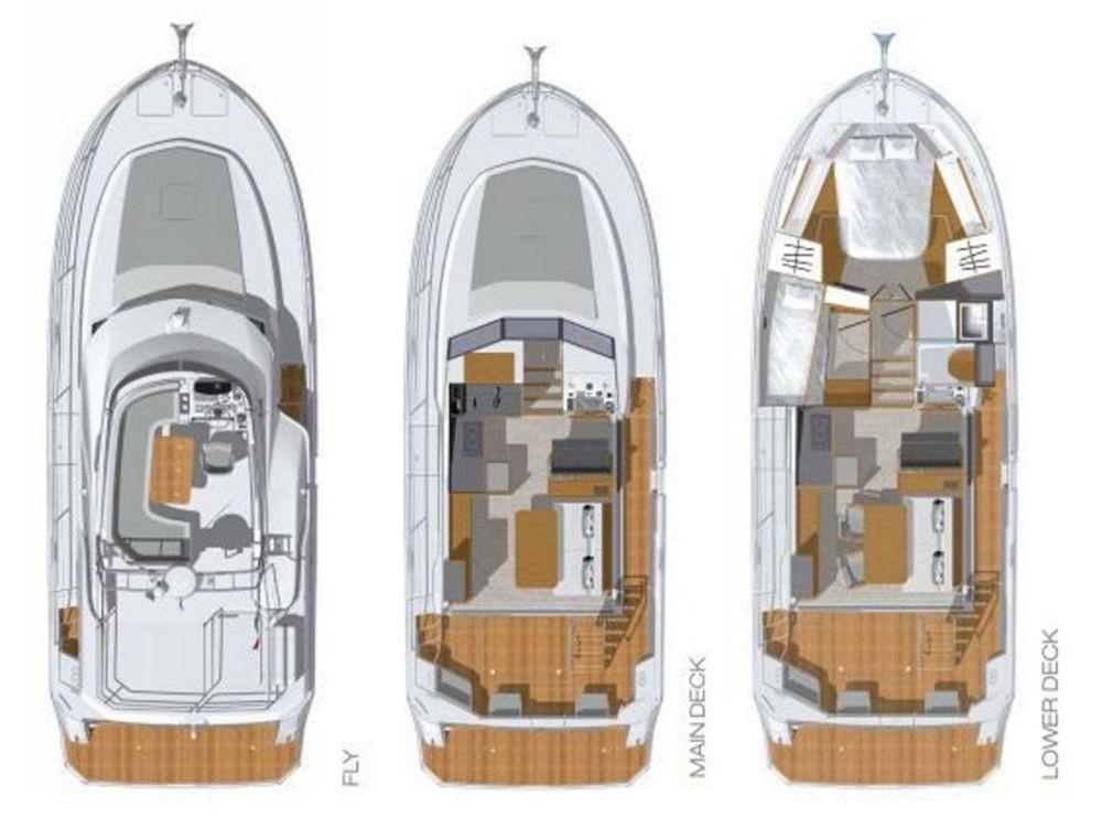 Louez un Bénéteau Swift Trawler 35 à Croatie