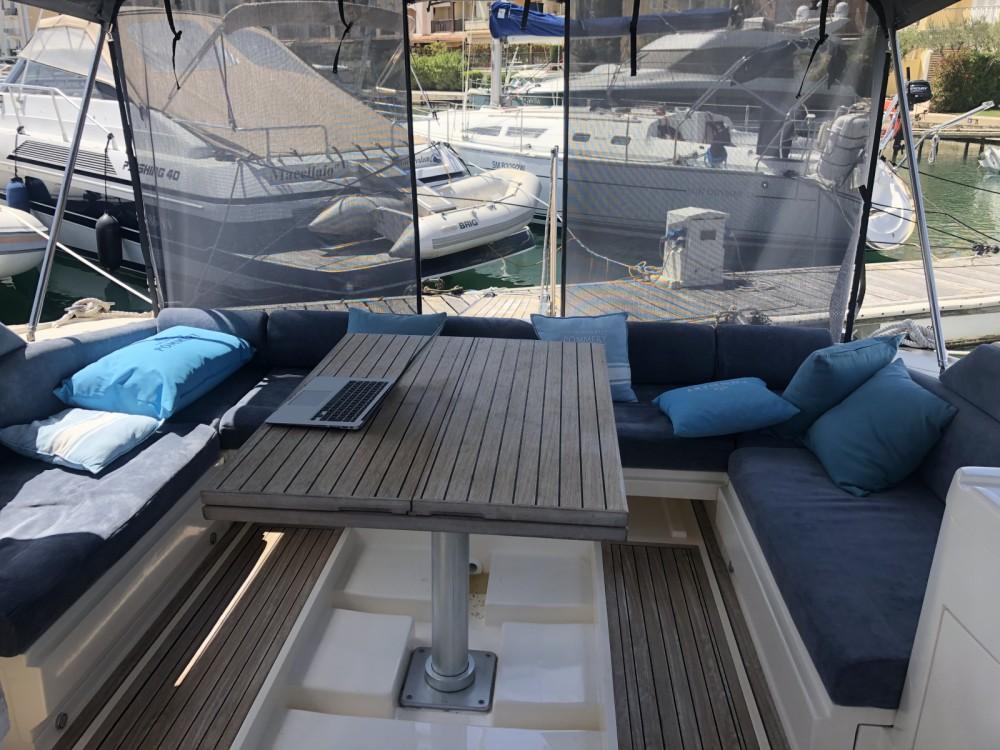 Location yacht à Saint-Tropez - Fiart Fiart 38 Genius sur SamBoat