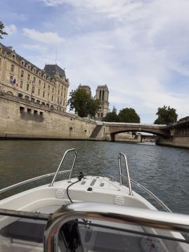 Location Bateau à moteur à Vaux-sur-Seine - Terhi BR 475