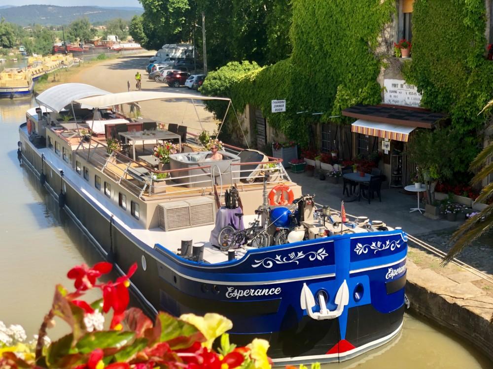 Location bateau Carcassonne pas cher Canal du midi