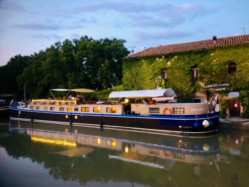 Location Péniche à Carcassonne - Peniche Canal du midi