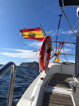 Location bateau Altea pas cher Oceanis 393 Clipper