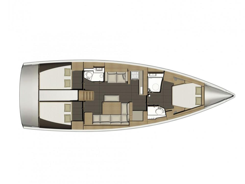 Dufour Dufour 460 Grand Large entre particuliers et professionnel à Marina de Alimos