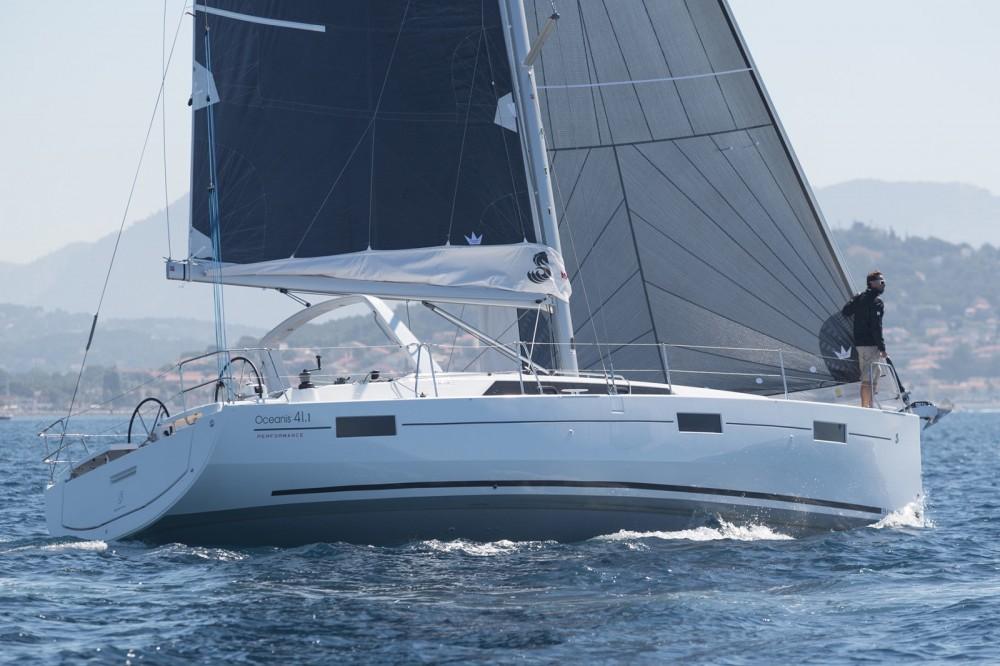 Location yacht à Espagne - Bénéteau Oceanis 411 sur SamBoat