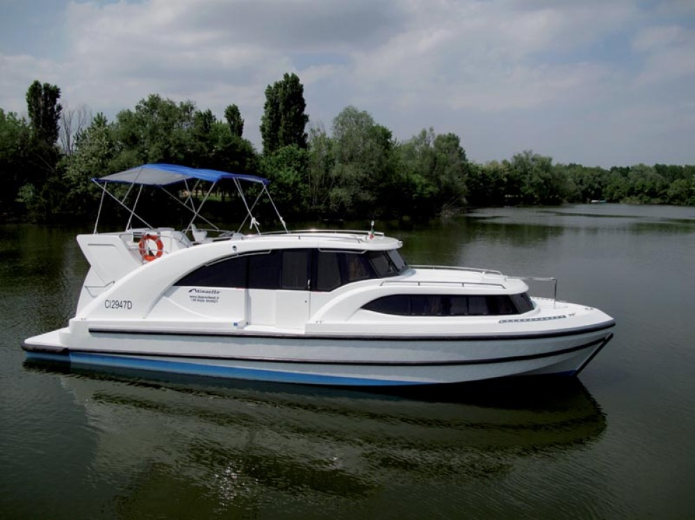Location bateau Houseboat Holidays Italia srl Minuetto6+ à Casale sul Sile sur Samboat