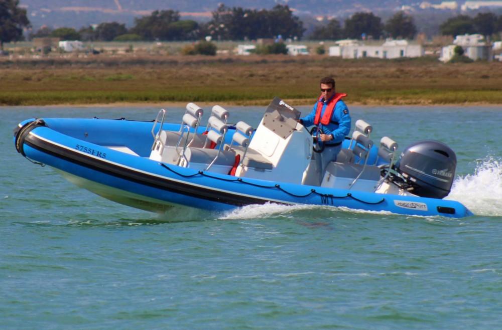 Hidrosport 646 entre particuliers et professionnel à Faro