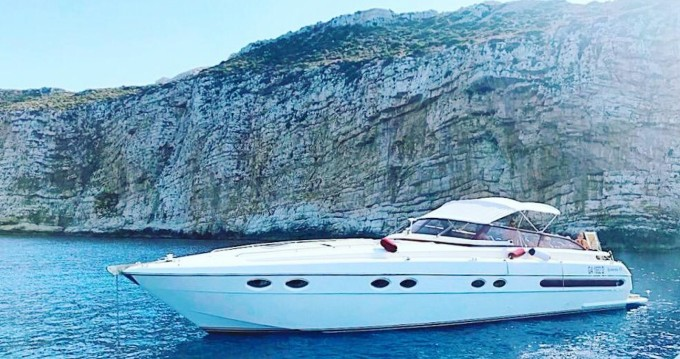 Location bateau Trapani pas cher Ipanema 53