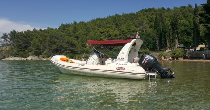 Location yacht à Duće - Nuova Jolly Prince 21 sur SamBoat