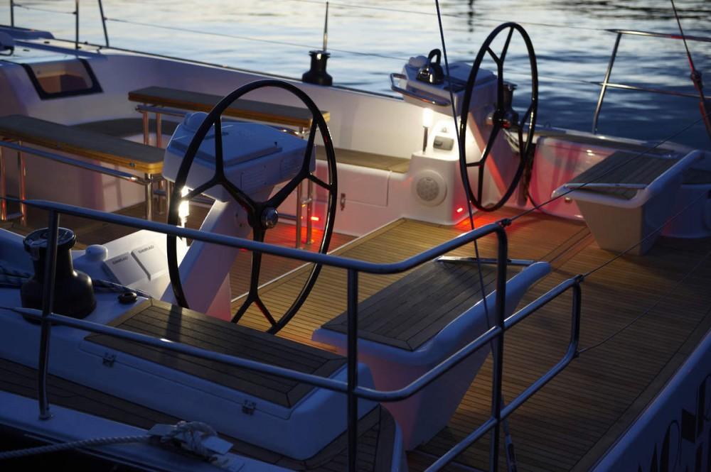 Location bateau Palma pas cher Hanse 575