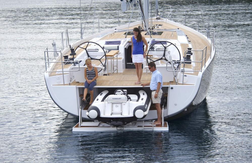 Location bateau Hanse Hanse 575 à Palma sur Samboat