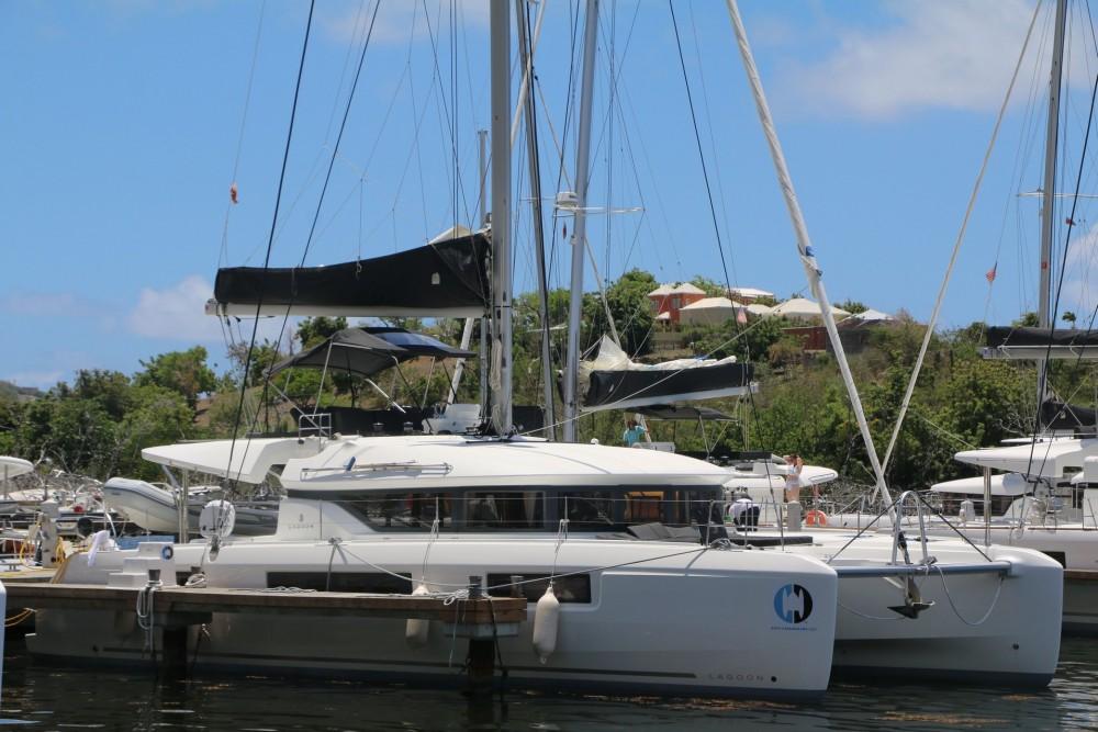 Location yacht à Road Town - Lagoon Lagoon 50 sur SamBoat