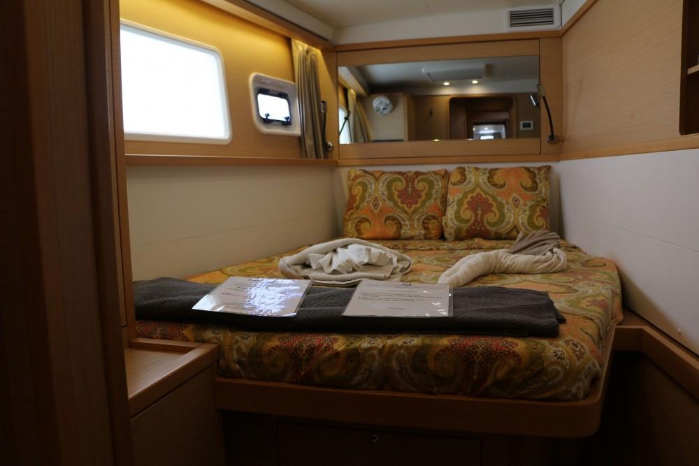 Location Catamaran à Road Town - Lagoon Lagoon 450