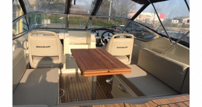 Location bateau Quicksilver Activ 645 Cabin à Hyères sur Samboat