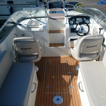 Location yacht à Hyères - Quicksilver Activ 645 Cabin sur SamBoat