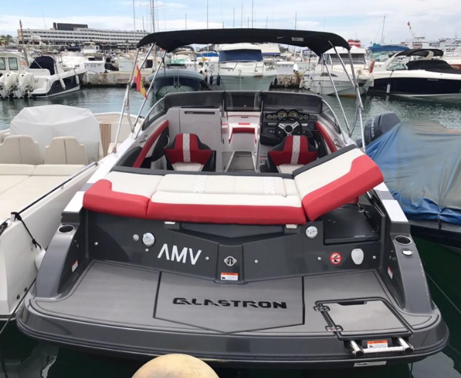 Location Bateau à moteur à Ibiza - Glastron GTS 245