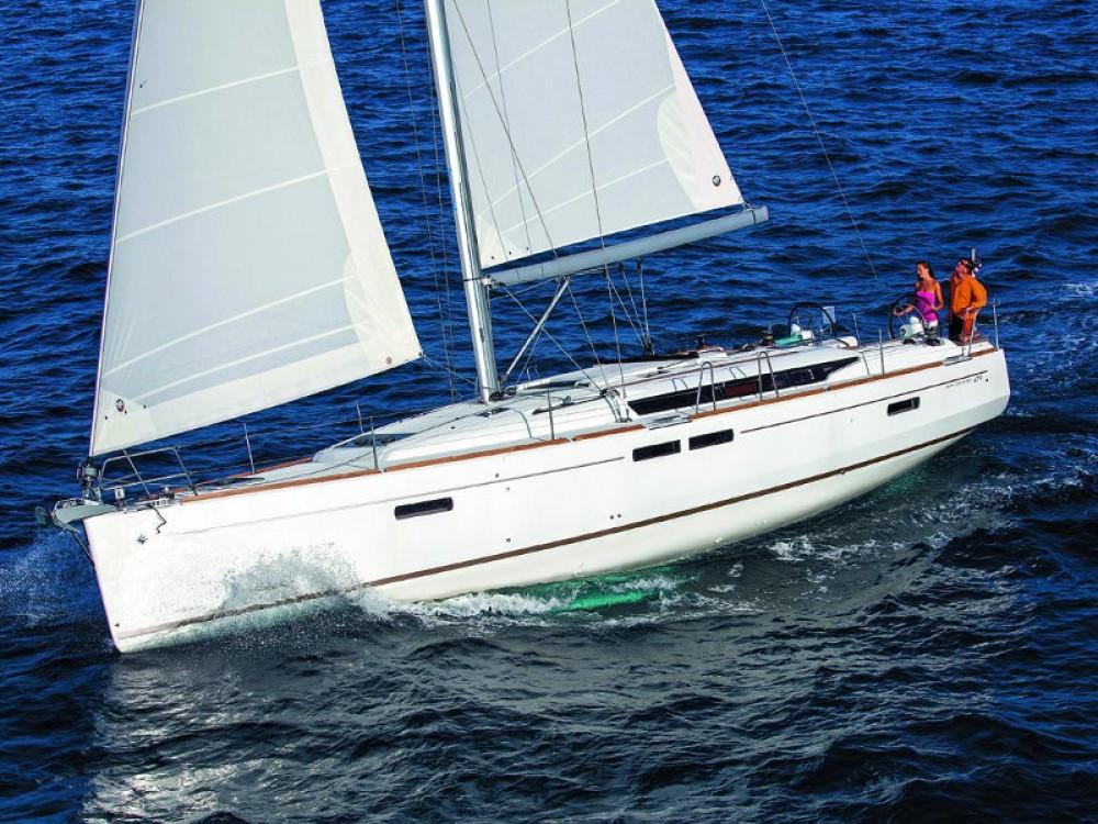 Location Voilier à Marina de Alimos - Jeanneau Sun Odyssey 509