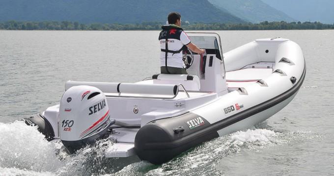 Location yacht à Pianottoli-Caldarello - Selva D650 DS Spécial sur SamBoat