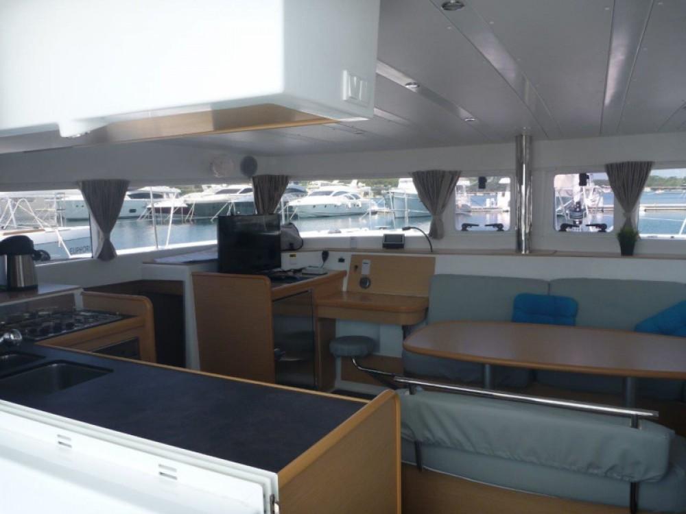 Location bateau  pas cher Lagoon 40 (4+2 cab.)