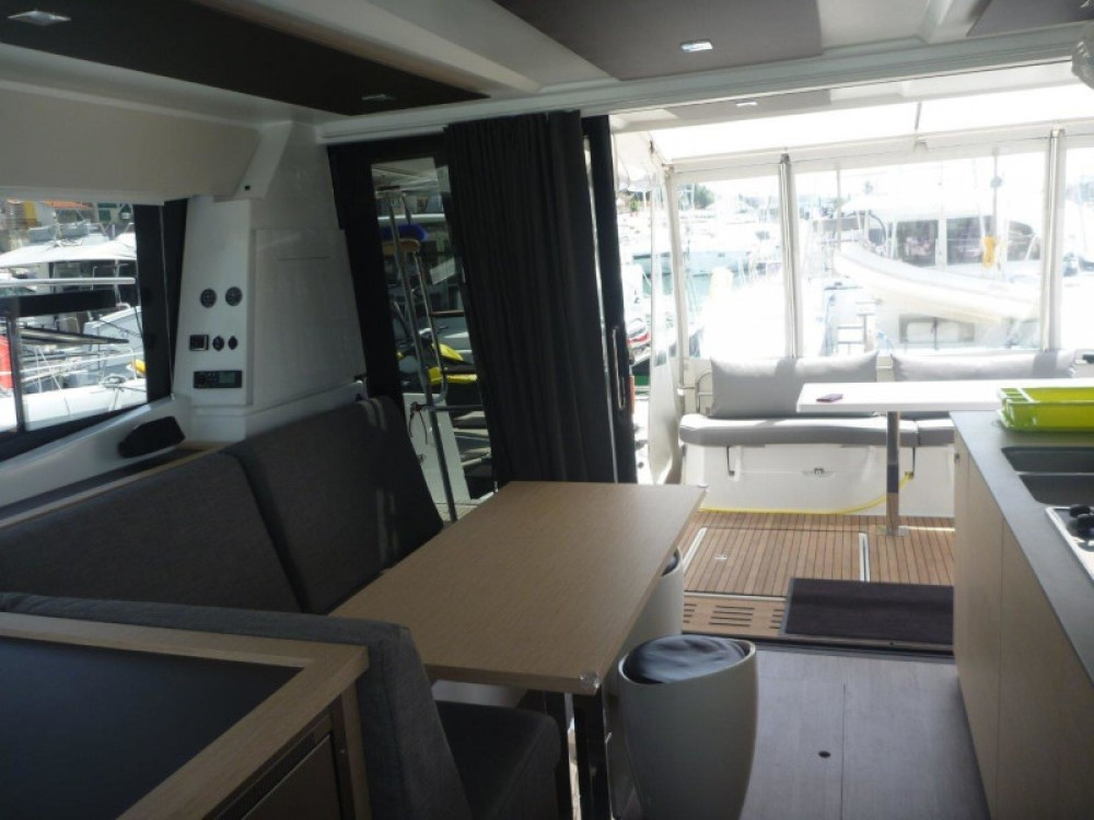 Location Catamaran à Sebenico - Fountaine Pajot MY 37- 3 cab.