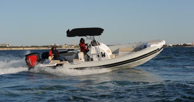 Location bateau Tiger 850 Open à Bormes-les-Mimosas sur Samboat