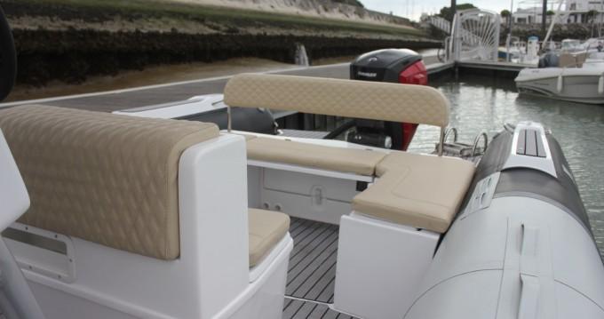 Location bateau Bormes-les-Mimosas pas cher 850 Open
