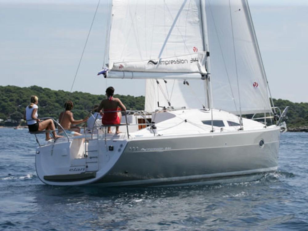 Location yacht à Corinthe - Elan Elan 344  sur SamBoat