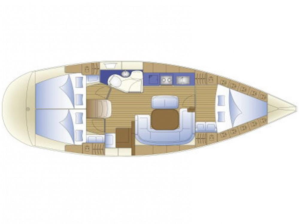 Location bateau Bavaria Bavaria 37 à Sývota sur Samboat