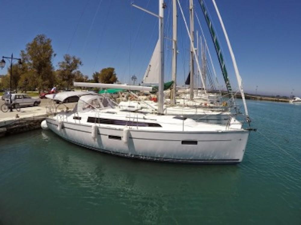 Location bateau Corinto pas cher Bavaria 37