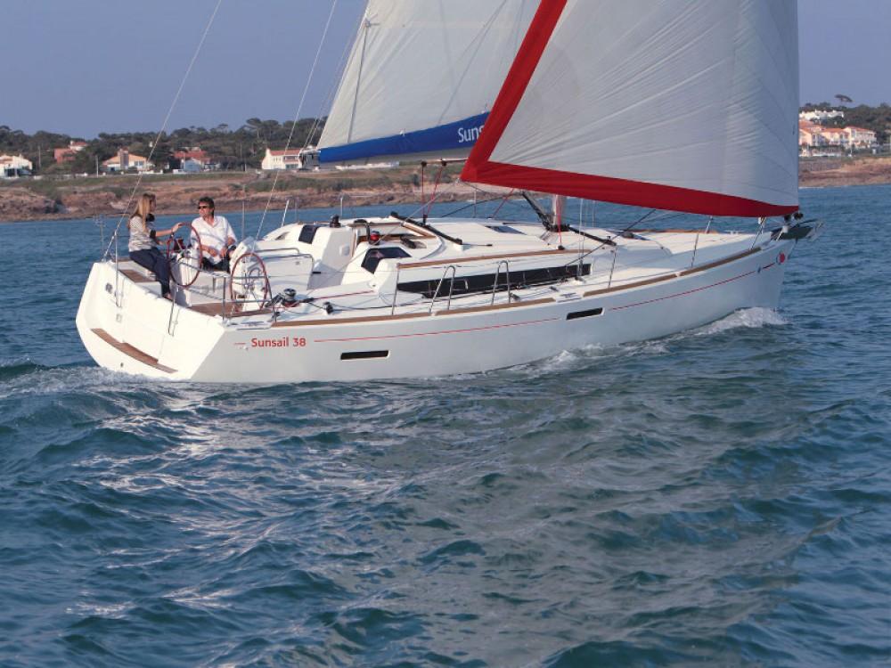 Location yacht à Komolac - Jeanneau Sunsail 38 sur SamBoat