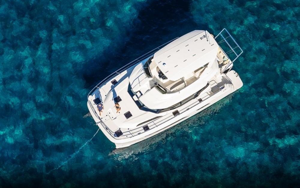 Louer Catamaran avec ou sans skipper Fountaine Pajot à Nassau
