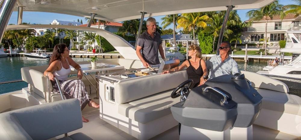 Location Catamaran à Nassau - Fountaine Pajot AQUILA 44
