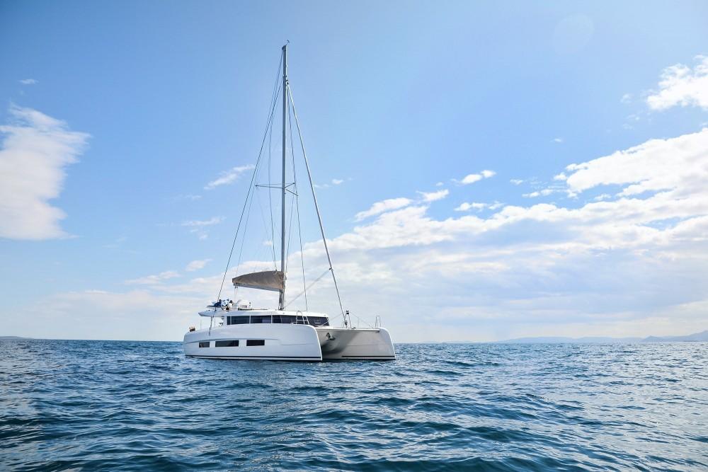 Location bateau Dufour Dufour 48 à Saint-Vincent-et-les Grenadines sur Samboat