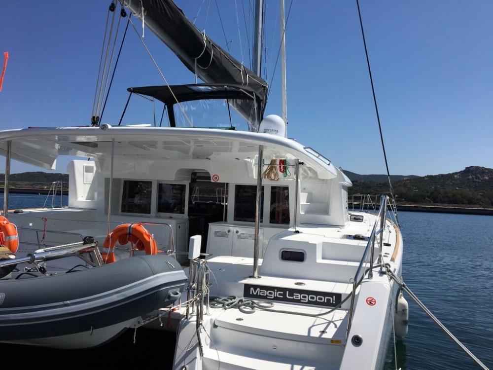 Location yacht à Saint-Vincent-et-les Grenadines - Lagoon Lagoon 450 sur SamBoat