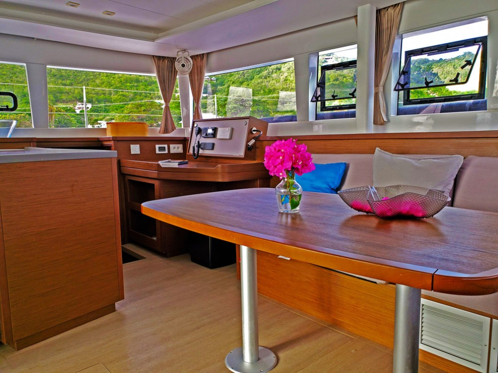 Location Catamaran à Saint-Vincent-et-les Grenadines - Lagoon Lagoon 450