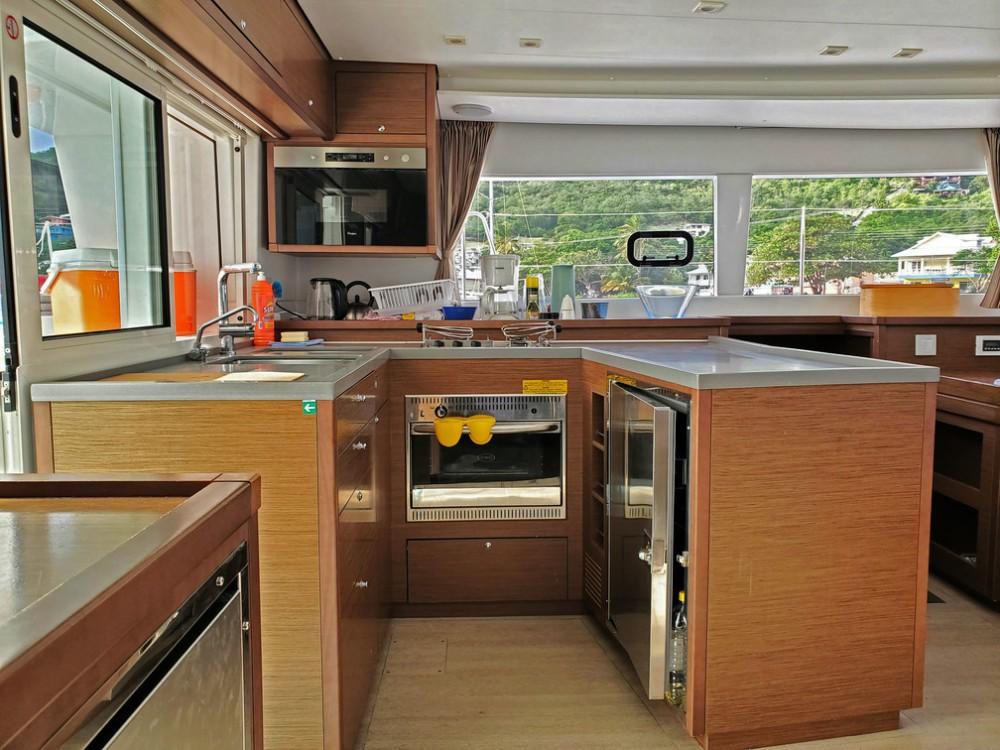 Catamaran à louer à Saint-Vincent-et-les Grenadines au meilleur prix