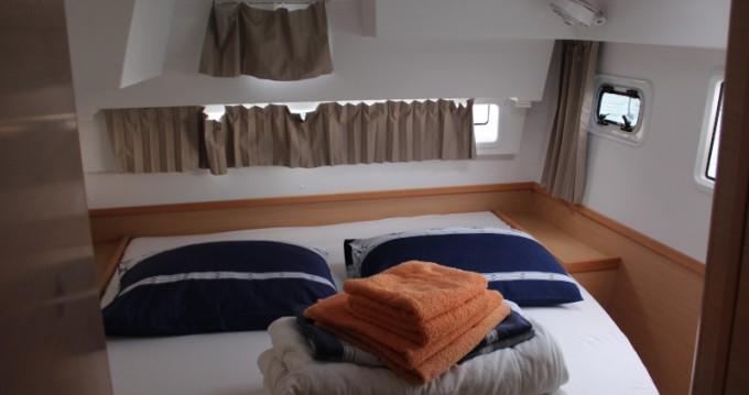 Catamaran à louer à Donji Seget au meilleur prix