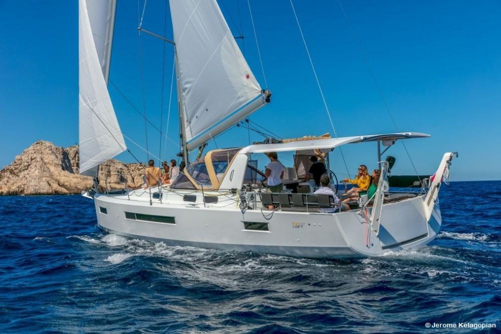 Location bateau Jeanneau Sun Loft 47 à La Spezia sur Samboat