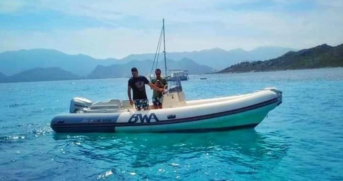 Bwa 675 entre particuliers et professionnel à Saint-Florent