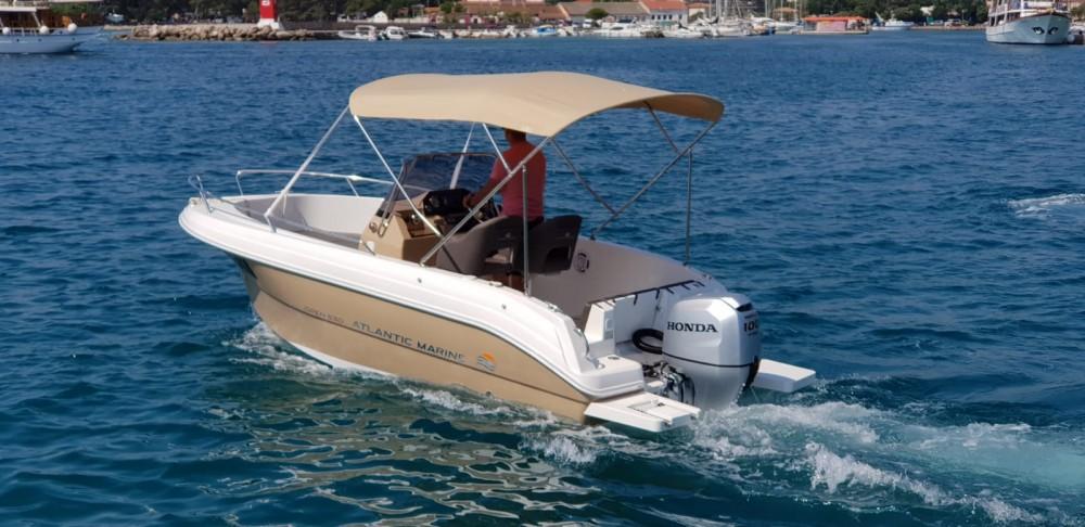 Louez un Atlantic-Marine 530 Open à Krk