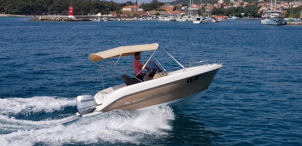 Atlantic-Marine 530 Open entre particuliers et professionnel à Krk