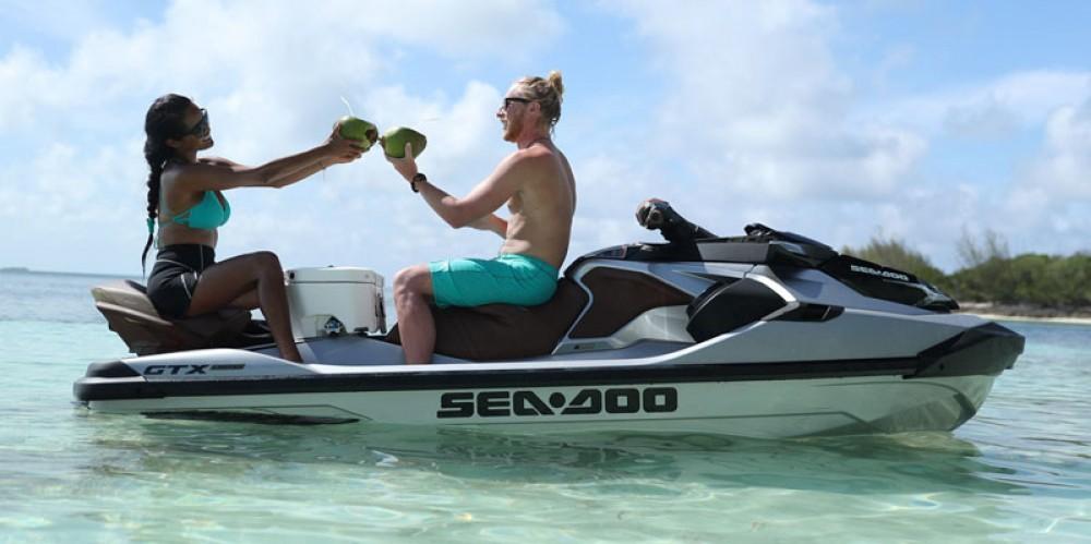 Louer Jet Ski avec ou sans skipper Seadoo à Grimaud