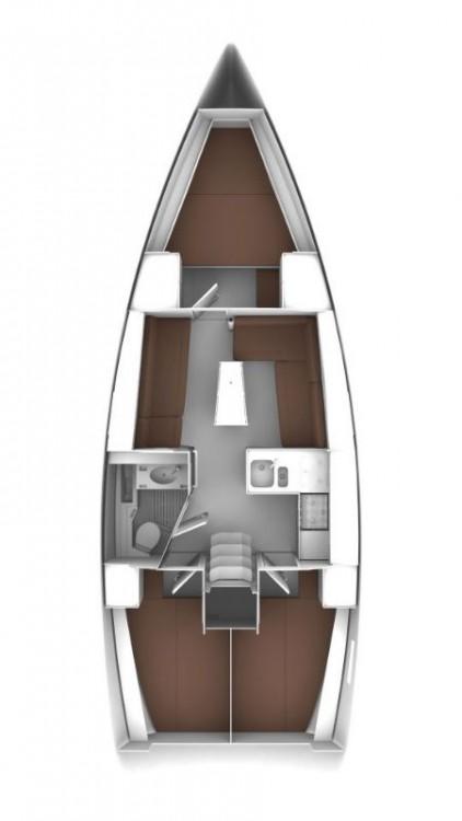 Location bateau Bavaria Bavaria Cruiser 37 - 3 cab. à Vrsar sur Samboat