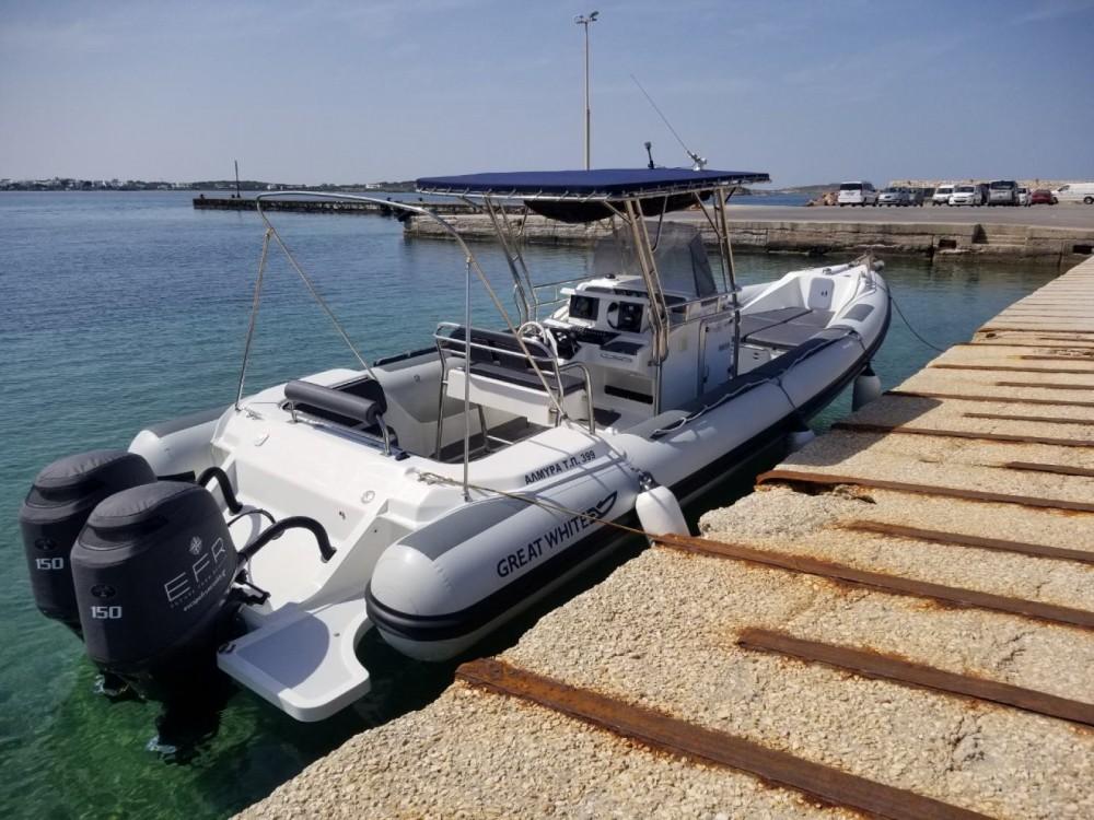 Location bateau Great White 10M Faethon 900 à Égée sur Samboat