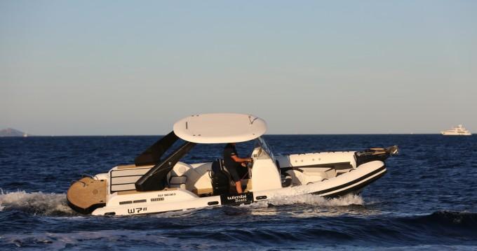 Louez un Wimbi Boats W7i à Port Grimaud