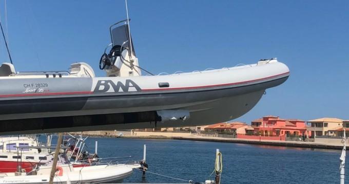 Location bateau Bwa BWA 26 à Toulon sur Samboat