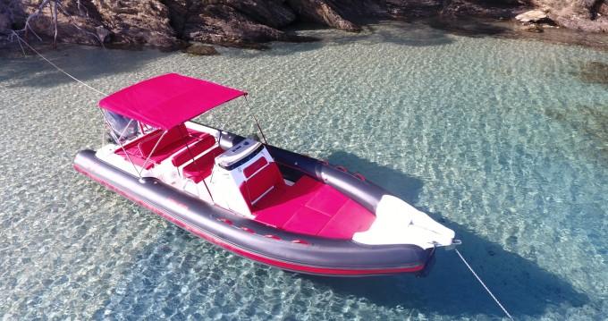 Louez un Joker Boat Clubman 26 Special à Hyères