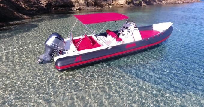 Location bateau Hyères pas cher Clubman 26 Special