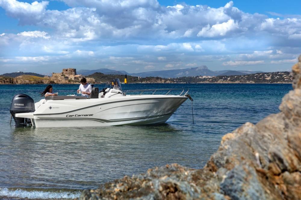 Location yacht à Es Mercadal - Jeanneau Cap Camarat 6.5 CC sur SamBoat
