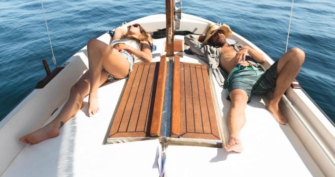 Louer Bateau à moteur avec ou sans skipper Pascual à Formentera